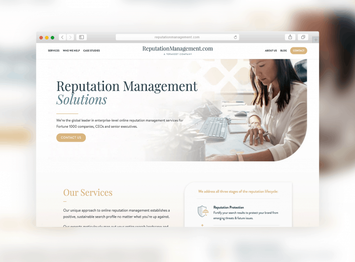 reputationmanagement.com » SparkWeb | Firma Web Design
